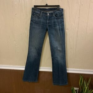 Citizens of Humanity Ingrid #002 stretch jeans